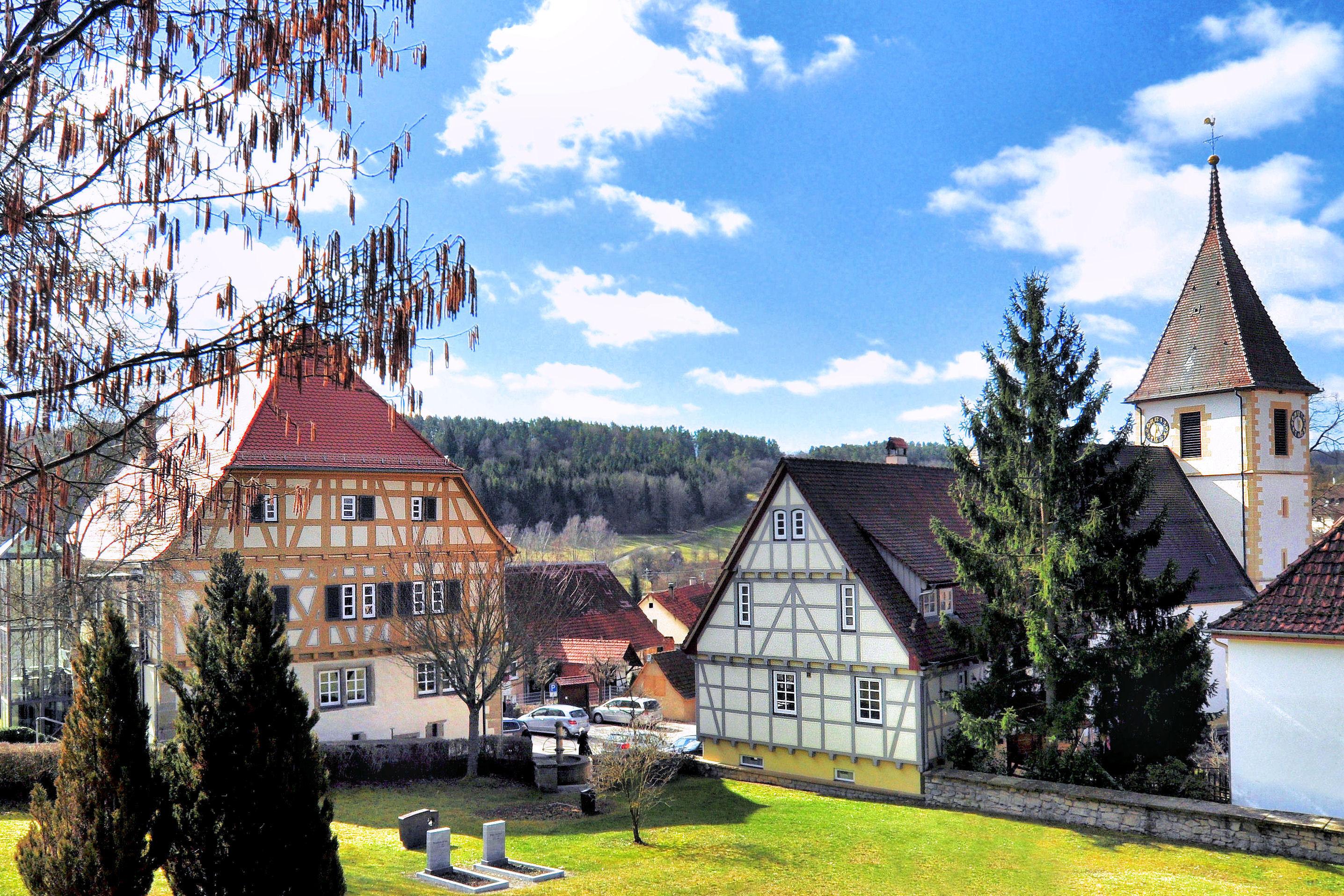 Schwarzwaldverein Gechingen e.V. - BISHERIGE AUSSTELLUNGEN